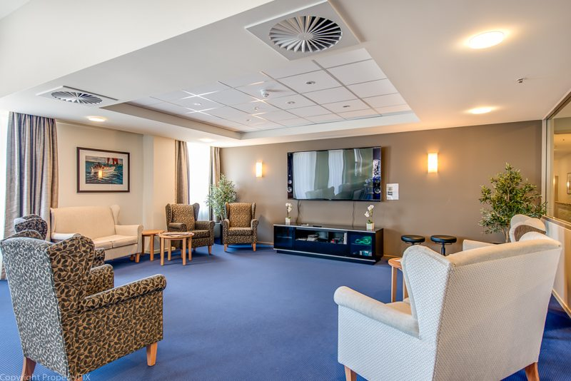 FWR main lounge