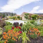 Grange villas gardens