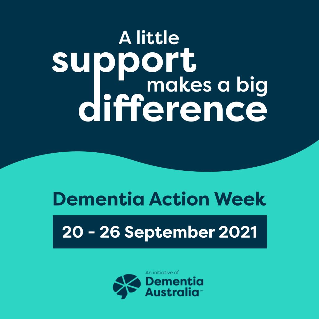 Dementia Action Week 20-26 September 2021 image
